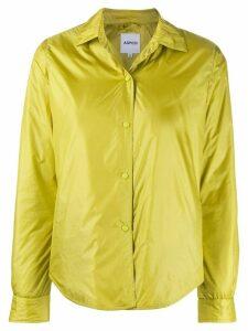 Aspesi padded shirt jacket - Yellow