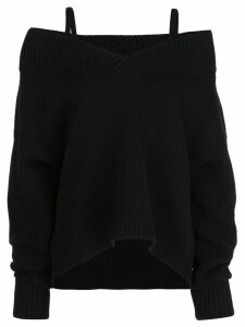 Maison Margiela multi-wear jumper - Black