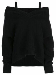 Maison Margiela multi-wear jumper - Black
