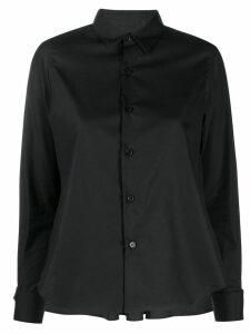 Comme Des Garçons Noir Kei Ninomiya buttoned up shirt - Black