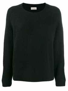 By Malene Birger crew neck jumper - Black