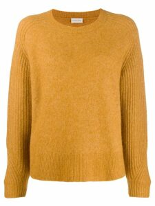 By Malene Birger fine knit jumper - Yellow