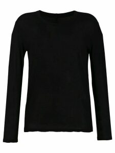 Zucca longsleeved T-shirt - Black