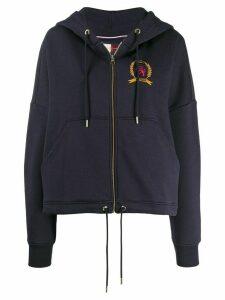 Tommy Hilfiger hoodie jacket - Blue