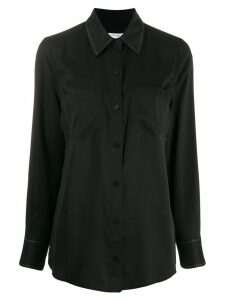 Equipment Giulia shirt - Black
