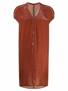 Rick Owens Floating tunic dress - PINK