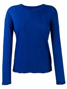 Zucca longsleeved T-shirt - Blue