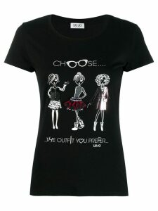 Liu Jo Choose T-shirt - Black