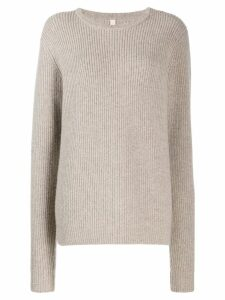 Extreme Cashmere Nº84 be unic sweater - Grey