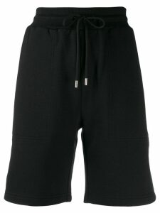 1017 ALYX 9SM elasticated waistband shorts - Black