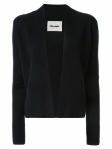 Jil Sander open cardigan - Blue
