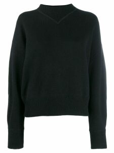 Isabel Marant Étoile Karl double knit sweater - Black