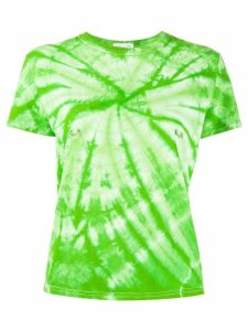 Collina Strada tie dye T-shirt - Green