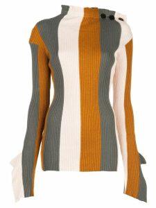 Palmer / Harding striped sweatshirt - Multicolour