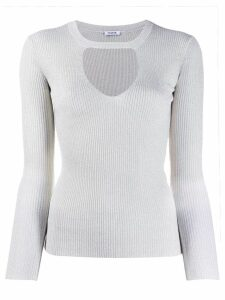 P.A.R.O.S.H. cut-out jumper - Neutrals