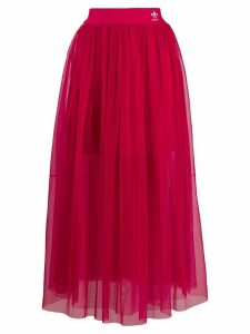Adidas high waisted tulle skirt - Pink