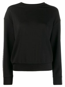 Iceberg crew neck sweater - Black