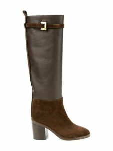Morrison Knee-High Suede Boots