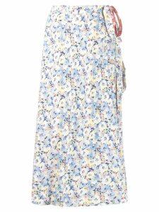Polo Ralph Lauren floral print skirt - PINK