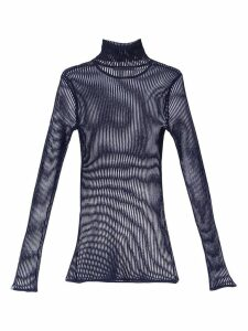 CAMILLA AND MARC Cohen sheer knit - Blue