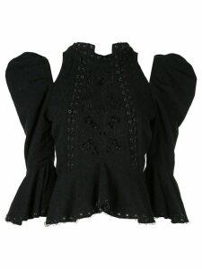 Acler Doland blouse - Black