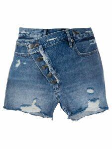 FRAME denim shorts - Blue