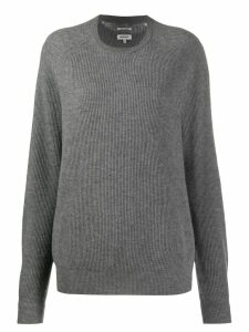Woolrich ribbed sweatshirt - Grey