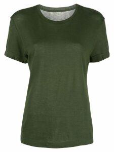 The Elder Statesman round neck t-shirt - White
