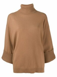 P.A.R.O.S.H. turtle neck jumper - NEUTRALS