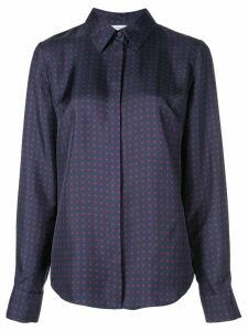 Gabriela Hearst spotted shirt - Blue