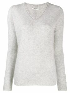Max & Moi v-neck jumper - Grey