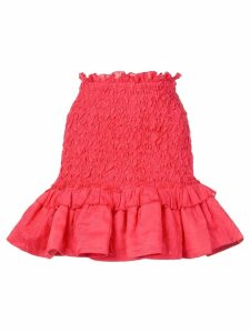 Alexis Nedusa skirt - Red