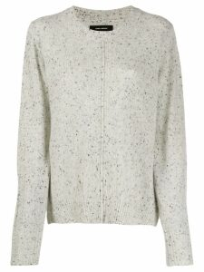 Isabel Marant Chinn cashmere jumper - Grey