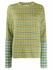 Christian Wijnants Kerida jumper - Green