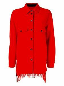 Woolrich Marine Scarlet cardigan - Red