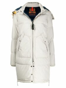 Parajumpers padded parka with removable hood - NEUTRALS
