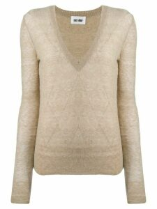 Each X Other V-neck jumper - NEUTRALS