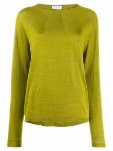 Christian Wijnants Kata round neck jumper - Green