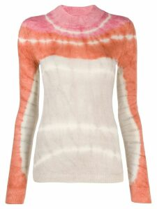 Missoni fitted tie-dye pullover - Neutrals