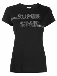 P.A.R.O.S.H. Super Star T-shirt - Black