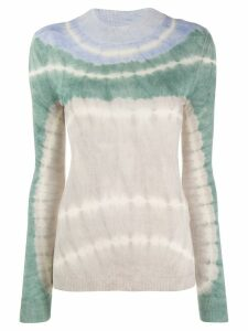 Missoni tie-dye knit jumper - NEUTRALS
