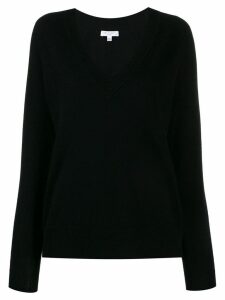 Equipment v-neck sweater - Black