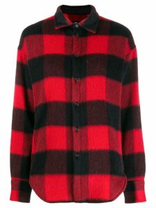 Dsquared2 plaid shirt - Black