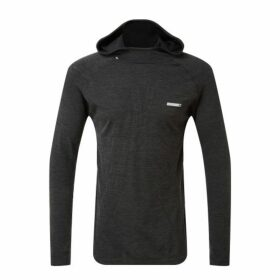 Tribe Sports Tribe Sports Engineered Hoodie - Charcoal Mélange