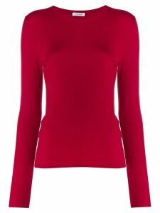 P.A.R.O.S.H. crew neck jumper - Red