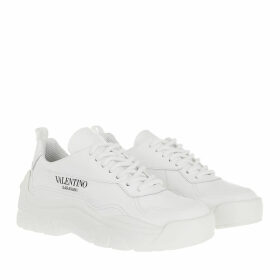 Valentino Sneakers - Gumboy Sneakers Leather White - white - Sneakers for ladies