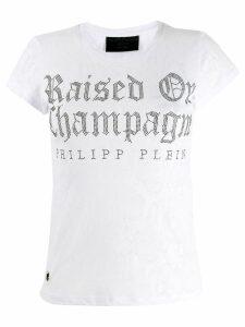 Philipp Plein SS Gothic Plein T-shirt - White