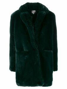 Apparis Sophie mid-length coat - Green