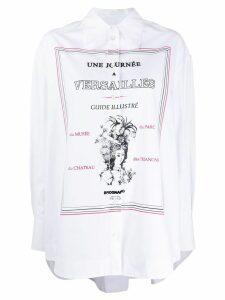 Brognano Une Journée shirt - White