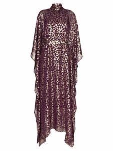 Taller Marmo Mykonos printed dress - PURPLE